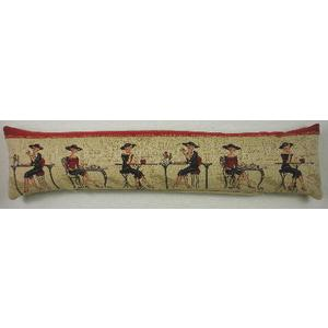 Martini Ladies Belgian Tapestry Draught Excluder